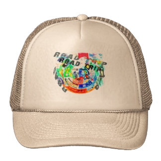 ROAD TRIP PRODUCTS TRUCKER HAT