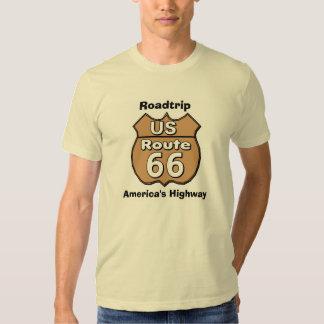 Road Trip Route 66 T Shirt