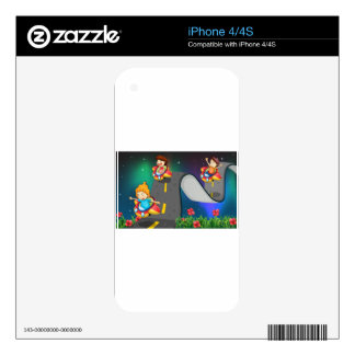 Road trip skin for the iPhone 4