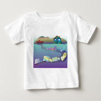 Road Trip To Grandma's House! Baby T-Shirt