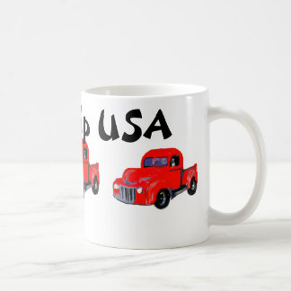 Road Trip USA Coffee Mug