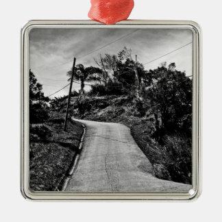 road up high ornaments