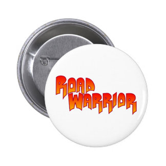 ROAD WARRIOR PINBACK BUTTONS