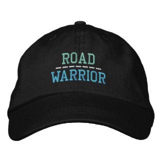 ROAD WARRIOR cap Embroidered Baseball Caps