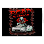 Road Warrior T-shirts and Gifts For Him Greeting Cards