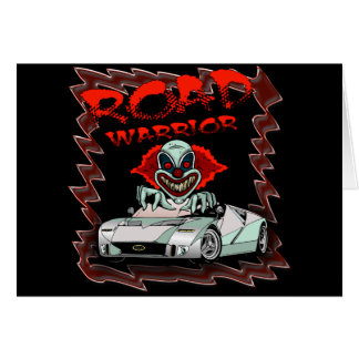 Road Warrior T-shirts and Gifts For Him Greeting Card