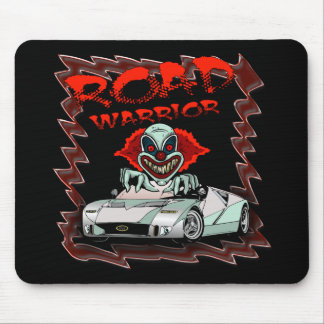 Road Warrior T-shirts and Gifts For Him Mouse Pad