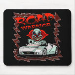Road Warrior T-shirts and Gifts For Him Mouse Pads