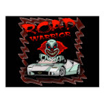Road Warrior T-shirts and Gifts For Him Postcards