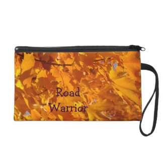 Road Warrior Travel Accessories Bags Autumn Leaves