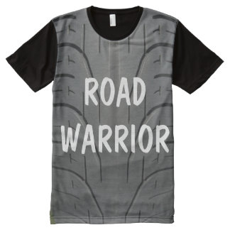 Road Warrior Trucker All-Over Print T-shirt