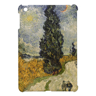 Road with Cypresses, 1890 Case For The iPad Mini