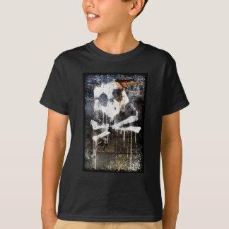 Roadblock Skull and Crossbones T-Shirt