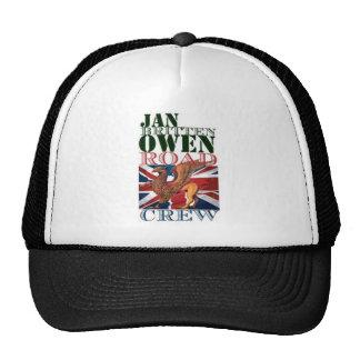 ROADCREW_FLAT copy Trucker Hat