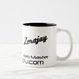 RoadCru Mug - Zerojay (Web Master)