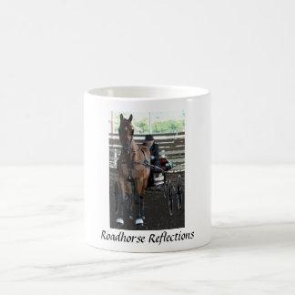 Roadhorse Reflections Basic White Mug