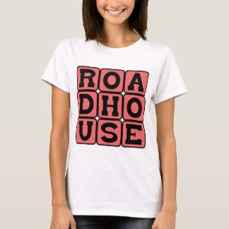 Roadhouse, County Road Club T-Shirt