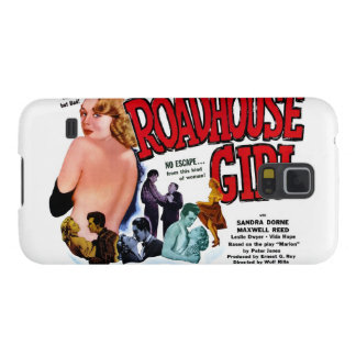 Roadhouse Girl Galaxy S5 Cover