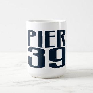 ROADHOUSE PIER 39 COFFEE MUG