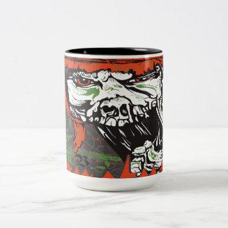 Roadhouse Sanctuary Two-Tone Coffee Mug