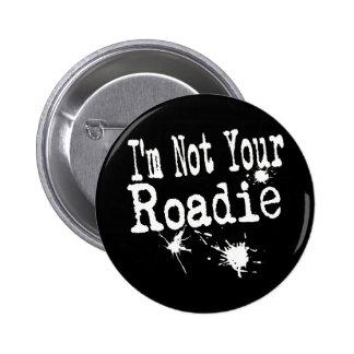 Roadie 4 DK Pin