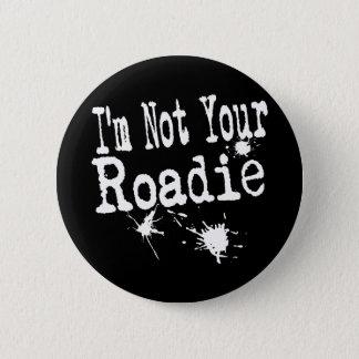 Roadie 4 Dk Pinback Button