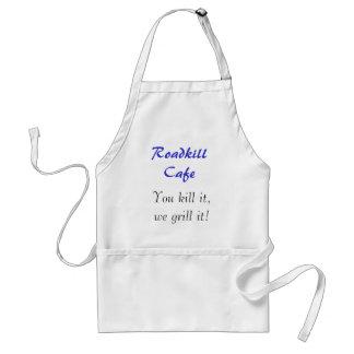 Roadkill Cafe Adult Apron