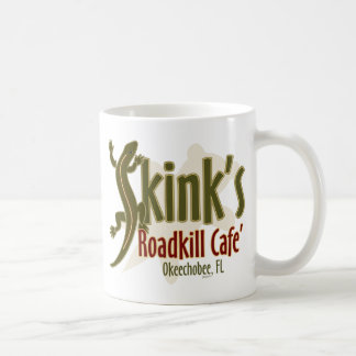 Roadkill Café de Skink Taza Clásica