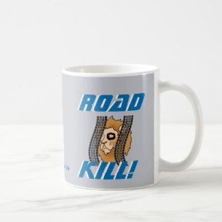 ROADKILL! - Detroit Lions Coffee Mug
