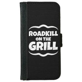 Roadkill en la parrilla - fiesta del Bbq del Carcasa De iPhone 6