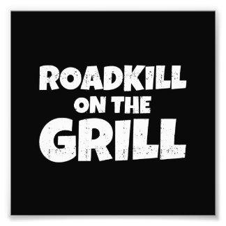 Roadkill en la parrilla - fiesta del Bbq divertido Cojinete