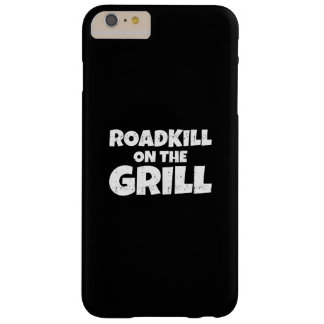 Roadkill en la parrilla - fiesta del Bbq divertido Funda Para iPhone 6 Plus Barely There