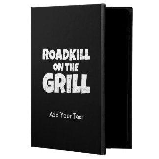 Roadkill en la parrilla - fiesta divertido del Bbq