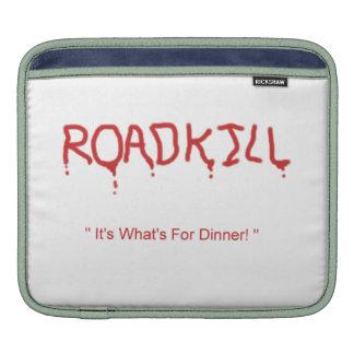 Roadkill IPad Sleeve