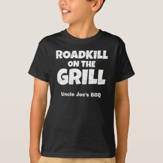 Roadkill on The Grill - Funny BBQ Party T-Shirt