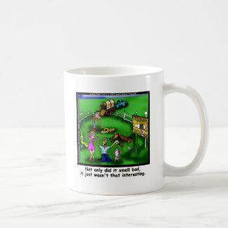 Roadkill Petting Zoo Funny Tees & Gifts Coffee Mug