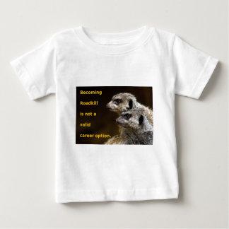 Roadkill que se convierte no es una opción válida t shirts