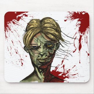 Roadkill Sally Re-Vamped Mouse Pad
