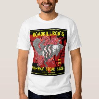 RoadkillRon's Steak Sauce Shirt