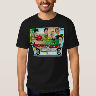 Roadmap for America Tee Shirt