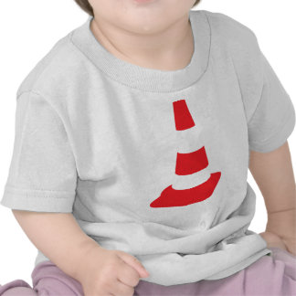 roadmarker traffic cone roadwork tshirt