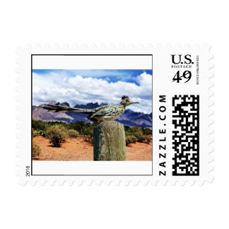 Roadrunner 45 cent First Class Postage Stamps