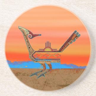 Roadrunner de New México Posavasos Personalizados