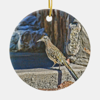Roadrunner Ornament