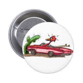 RoAdRuNNeR Pinback Button