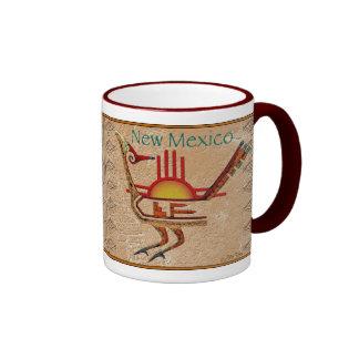 Roadrunner Ringer Coffee Mug
