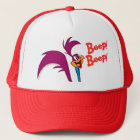 Roadrunner Side Profile Trucker Hat