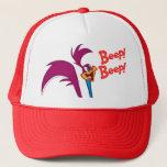 """Roadrunner Side Profile Trucker Hat<br><div class=""""desc"""">Looney Tunes Show</div>"""