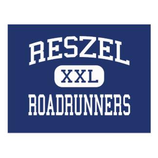 Roadrunners Tonawanda del norte medio de Reszel Tarjeta Postal