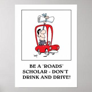 Roads Scholar poster